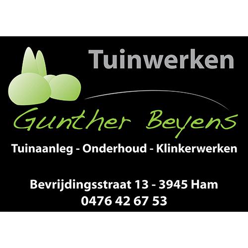 Tuinwerken Gunther Beyens